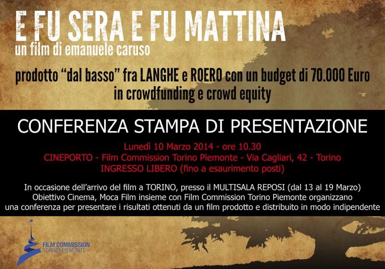 Conferenza EFSEM Torino